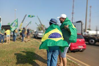 Rondônia, Rio Grande do Sul e Santa Catarina são os únicos Estados que ainda paralisam o fluxo em rodovias por conta das manifestações (Iury Lima/Cenarium)