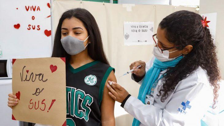 Secretários questionam Anvisa após Ministério da Saúde rever orientação para grupo sem comorbidade (Cristine Rochol/SES-SC)