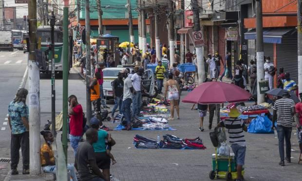O relatório foi baseado em entrevistas com 14 mil famílias feitas entre fevereiro e abril  (Edilson Dantas / Agência O Globo)