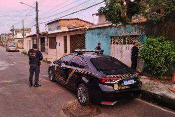 Operação Caipora 4 foi deflagrada nesta segunda-feira, 13, no Pará. Foto: Divulgação/ PF