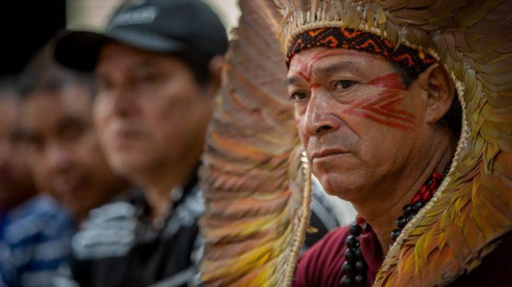 Localizada no município de Boca do Acre, Terra Indígena Valparaíso é tradicionalmente ocupada pelo povo indígena Apurinã (Tiago Miotto/Cimi)