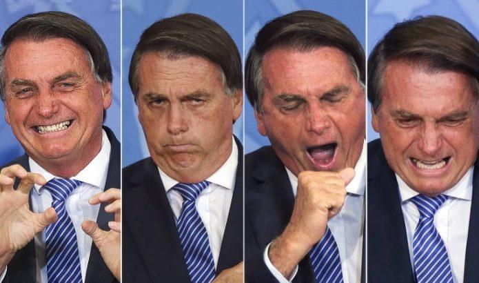 Na véspera, presidente pediu que população tome banho frio (Pedro Ladeira/Folhapress)
