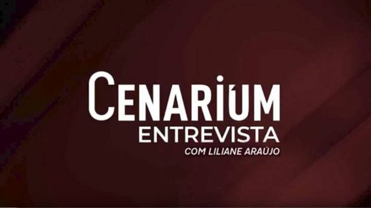 Jean Cleuter é o convidado do 'Cenarium Entrevista' desta terça-feira, 21