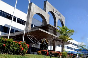 Fachada da Câmara Municipal de Manaus. (Robervaldo Rocha/ CMM)