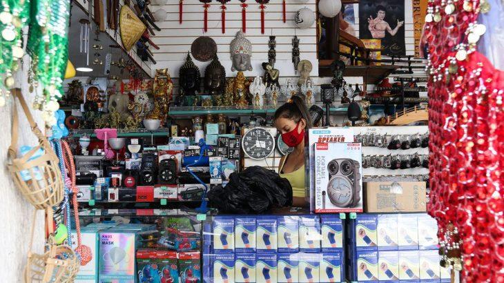 Comércio na Saara (Sociedade de Amigos das Adjacências da Rua da Alfândega), Centro do Rio de Janeiro. (Divulgação/ EBC)