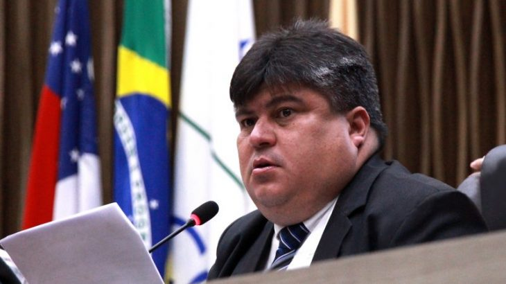 President of the City Council of Manaus, David Reis (Avante). (Promotion/CMM)