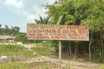 O Projeto de Assentamento Agroextrativista (PAE) Montanha e Mangabal, localizado no município de Itaituba (PA) (Reprodução/Internet)