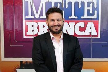 Jornalista Romano dos Anjos. (Reprodução/ Internet)