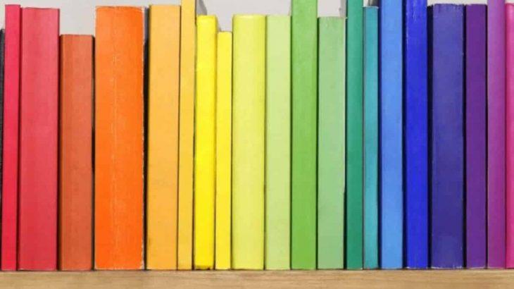 As obras mostram aspectos importantes da história e do cotidiano de pessoas LGBTQIAP+(Reprodução/ Pinterest)