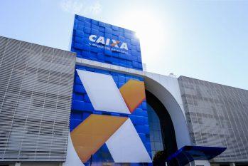 Prédio da Caixa Econômica Federal em Brasília.  (Marcelo Camargo/ Agência Brasil)