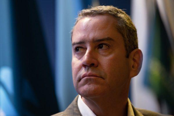 Rogério Caboclo é acusado de ter cometido assédio moral e sexual contra uma funcionária da CBF. (Divulgação)