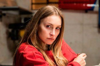 Carla Diaz é Suzane Von Richthofen em A Menina Que Matou Os Pais. (Reprodução)