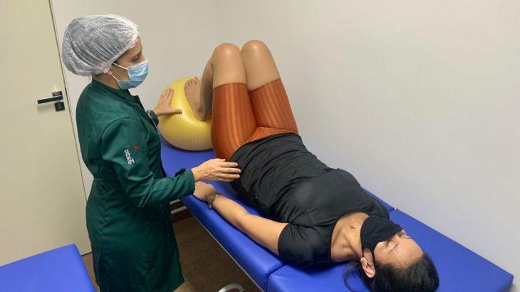 Entre as vantagens da fisioterapia, estão a prevenção e o tratamento de inúmeras doenças que afetam o sistema respiratório (Divulgação)