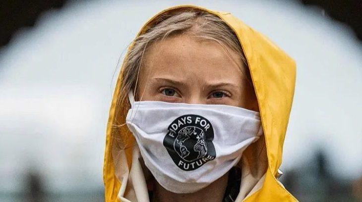 Na Alemanha, Greta Thunberg se juntou a outros jovens ambientalistas para protestar em várias cidades do País para pedir ações mais contundentes de combate à crise climática (Reprodução/Instagram)