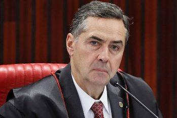 Presidente do TSE rebateu a ataques de Bolsonaro ao tribunal e às urnas eletrônicas durante atos em favor do governo e de pautas antidemocráticas no 7 de Setembro. (Agência O Globo)
