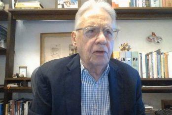 O ex-presidente Fernando Henrique Cardoso (Divulgação)