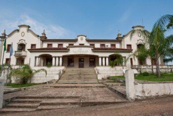 Fachada da Universidade Federal de Rondônia, em Porto Velho. (Reprodução/Unir)
