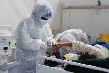 Menos de 5% da população da África foi vacinada, em comparação com 40% na maioria dos outros continentes, diz OMS. (Getty Images)
