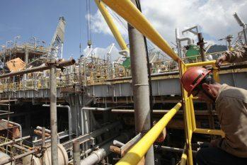 A produção totalizou 2,85 milhões de barris  (Reuters/Sergio Moraes/Direitos Reservados)