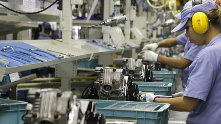 Dados são da Pesquisa Industrial Mensal divulgada pelo IBGE (Arquivo/Agência Brasil)