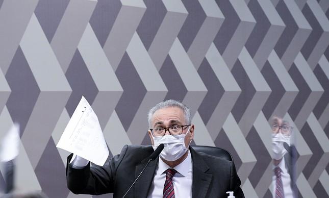 Renan Calheiros | Pedro França/Agência Senado