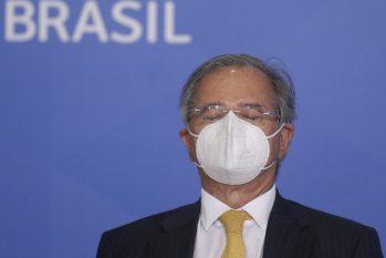 Ministro Paulo Guedes. (Estadão Conteúdo)