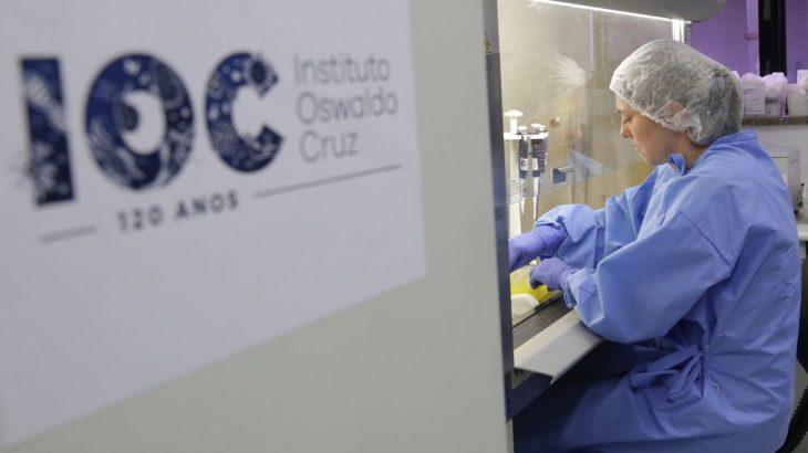 Contingenciamento de recursos e cortes prejudicam ciência no Brasil (Josué Damacena (IOC/Fiocruz)