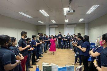 O projeto do curso surgiu de uma necessidade que a especialista identificou nos treinamentos corporativos de liderança. (Divulgação)