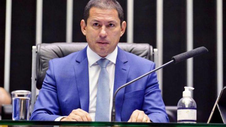 Deputado federal Marcelo Ramos (PL-AM). (Divulgação)