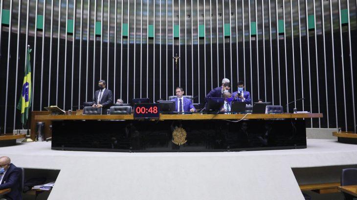 Convocação do ministro Paulo Guedes abriu pauta do dia na Câmara dos Deputados (Cleia Viana/Câmara dos Deputados)