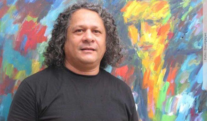 Atualmente, o artista plástico amazonense Arnaldo Garcez reside no Rio de Janeiro. (Reprodução/ Divulgação)