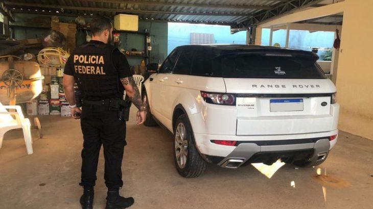 PF deflagra Operação Tayassu para desarticular grupo criminoso responsável por invasão e comercialização de terras públicas (Divulgação/PF)