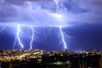 Pará é o terceiro Estado onde mais morrem pessoas atingidas por raios, segundo o Inpe. (Foto: Agência Pará)