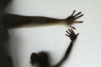 Registro ilustra agressão contra mulher. (Divulgação/ EBC)