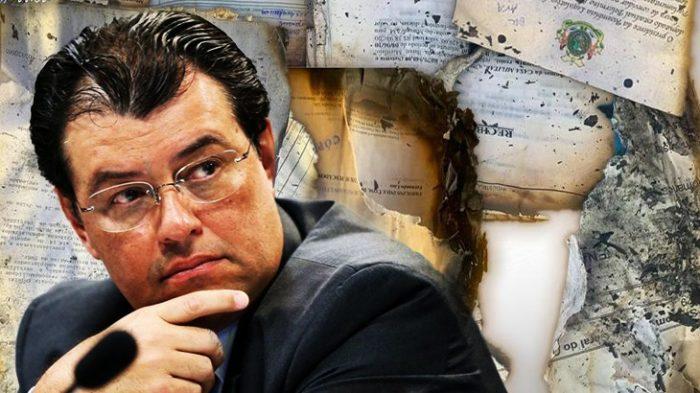 Ex-governador e atual senador pelo Amazonas, Eduardo Braga. (Arte: Guilherme Oliveira/ Especial Para Cenarium)