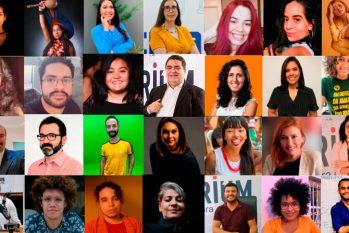 Profissionais do jornalismo local compartilham experiências e conhecimentos com os participantes do evento (Arte: Ygor Fábio Barbosa)
