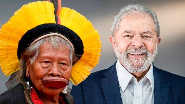 """O líder indígena classifica Jair Bolsonaro como uma  """"peça de manobra de governos estrangeiros"""". (Ygor Barbosa/Cenarium)"""