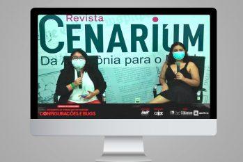Os alunos encerraram o evento, que teve o apoio da CENARIUM, nesta sexta-feira, 15 (Arte: Ygor Fabio Barbosa)