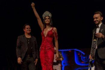 A nova miss vai se dedicar para a conquista do título de Miss Mato Grosso. (Reprodução/ Instagram)