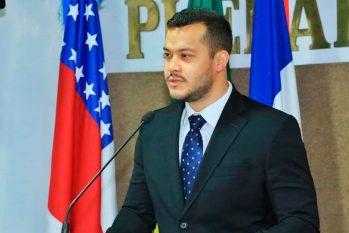 O ex-prefeito Adail Filho teve o mandato cassado pelo Tribunal Regional Eleitoral do Amazonas (TRE-AM) (Reprodução)