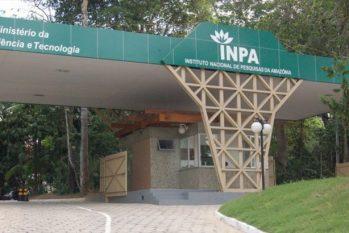 A sede do Instituto Nacional de Pesquisas da Amazônia (Inpa), em Manaus. (Divulgação)
